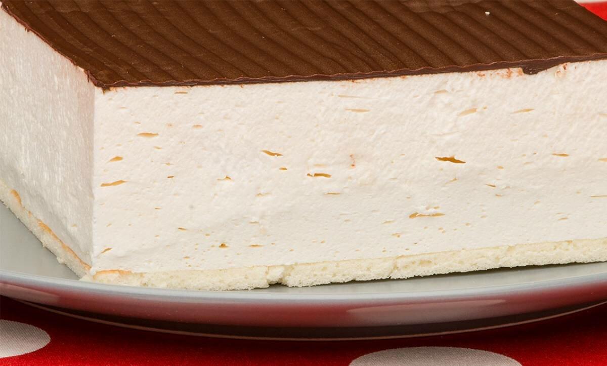 Торт классическое птичье молоко