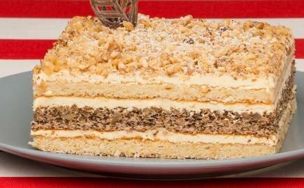 Торт Ле Гато де Мами