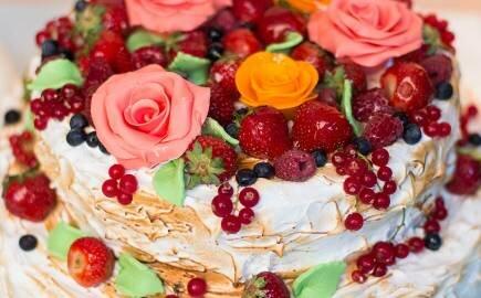 Торт на заказ №14