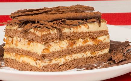 Пирожное Шоколадная Аламбра
