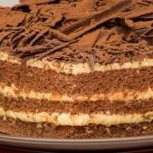 Торт Шоколадная Аламбра