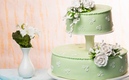 Торт на заказ №17