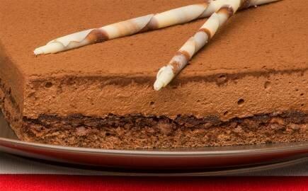 Торт Шоколадный пралине Гурмэ