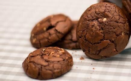 Печенье Ритц шоколадное