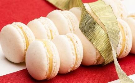 Набор Ванильных Macarons (540 гр.)