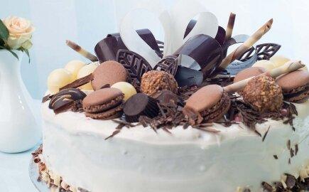 Торт на заказ №10