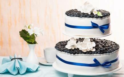 Торт на заказ №16