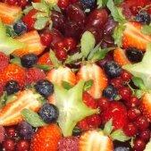 Ягоды и фрукты (400 гр.)