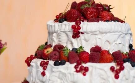 Торт на заказ №15