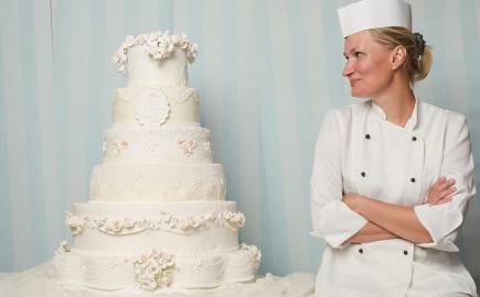 Торт на заказ №19