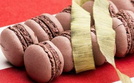 Набор Шоколадных Macarons (540 гр.)
